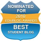 Nominated Student Blog